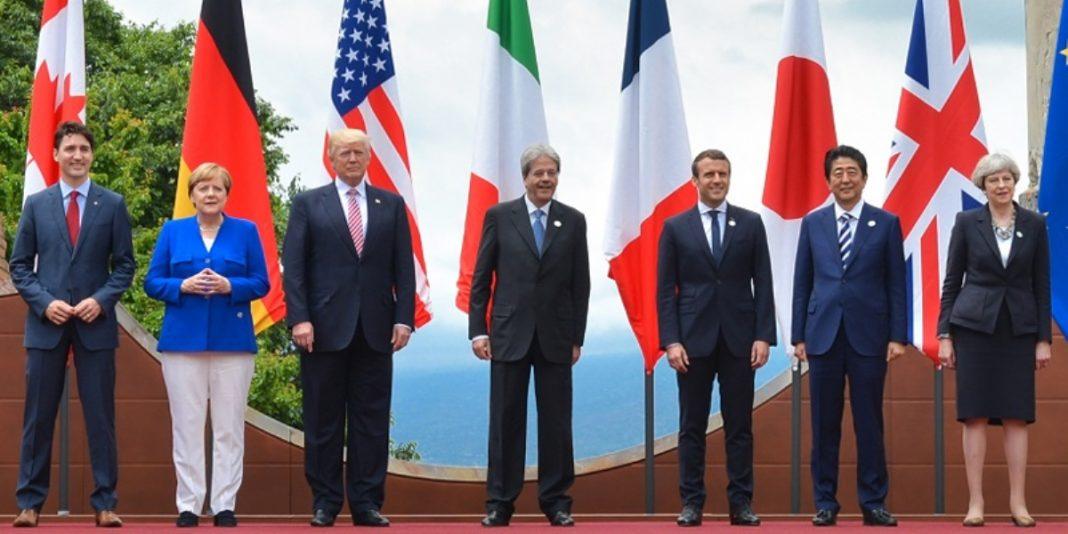 Οι G8 που έγιναν G7, ντε φάκτο G6 και G1 και σύντομα πάλιG8
