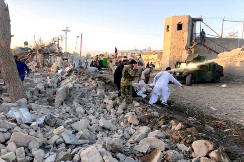 Αφγανιστάν, φτάνοντας στο τέλος ενός άδικουπολέμου